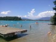 Korutany - hory, jezera a teplo