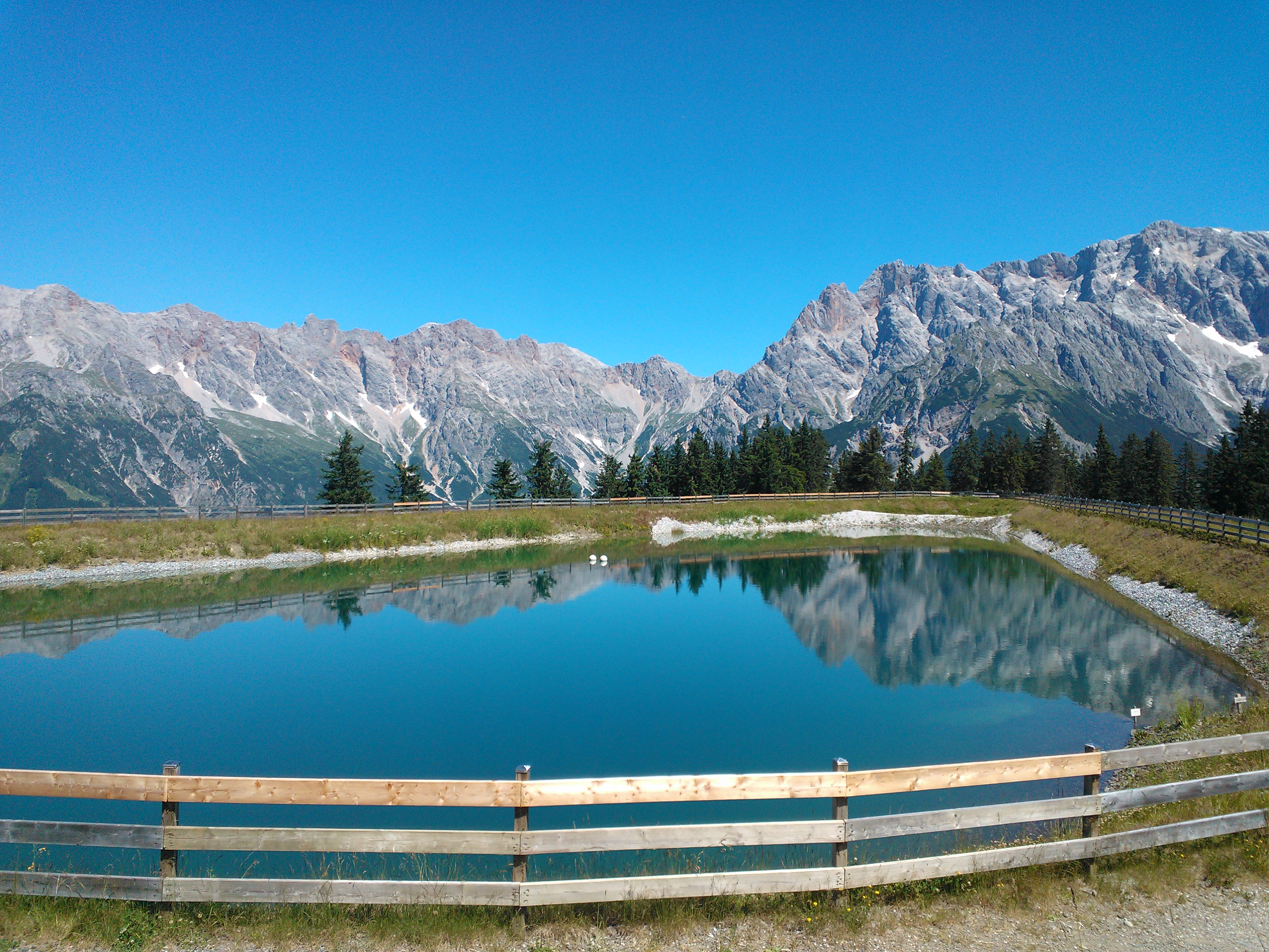 Salzbursko a pár úžasných míst
